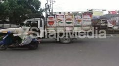 Advertisement, Alloy Wheel, Ambulance, Apparel, Asphalt, Automobile, Backpack, Bag, Bicycle, Bike, Billboard, Building, Bus, Car, Car Wheel, Cell Phone, City, Clothing, Coat, Computer, Countryside, Crash Helmet, Electronics, First Aid, Freeway, Hand-Held Computer, Hardhat, Helmet, Highway, Housing, Human, Intersection, Jeep, Logo, Machine, Mobile Phone, Moped, Motor, Motor Scooter, Motorcycle, Moving Van, Nature, Neighborhood, Outdoors, Path, Pedestrian, People, Person