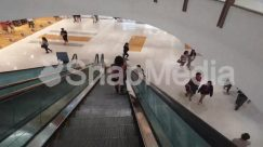 Airport, Airport Terminal, Apparel, Architecture, Banister, Boat, Building, Clothing, Corridor, Crowd, Display, Electronics, Floor, Flooring, Footwear, Furniture, Grocery Store, Handrail, Human, Indoors, LCD Screen, Lobby, Machine, Market, Monitor, Outdoors, Pants