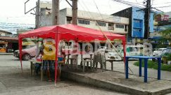 Asphalt, Automobile, Awning, Building, Cafe, Cafeteria, Canopy, Car, Chair, City, Countryside, Food, Food Court, Furniture, Human, Kiosk, Machine, Meal
