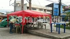 Apparel, Automobile, Awning, Bazaar, Building, Cafe, Cafeteria, Canopy, Car, Chair, City, Clothing, Countryside, Food, Food Court, Footwear, Furniture, Human
