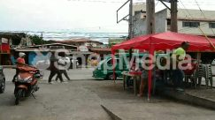 Alloy Wheel, Apparel, Asphalt, Automobile, Bazaar, Bicycle, Bike, Building, Cafe, Cafeteria, Canopy, Car, City, Clothing, Countryside, Dirt Road, Downtown, Food, Food Court, Footwear, Gravel, Human, Kiosk, Machine, Market, Motor, Motor Scooter, Motorcycle