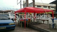 Apparel, Automobile, Awning, Bench, Bicycle, Bike, Building, Cafe, Cafeteria, Canopy, Car, Chair, Clothing, Food, Food Court, Furniture, Human, Kiosk, Machine, Meal, Motorcycle, Neighborhood