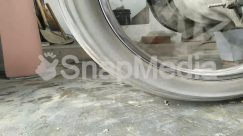 Alloy Wheel, Apparel, Bowl, Car Wheel, Clothing, Engine, Hardhat, Helmet, Hubcap, Machine, Mirror, Motor, Spoke, Tire, Wheel, Window
