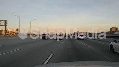 Airfield, Airport, Asphalt, Automobile, Building, Bumper, Bus, Car, Car Wheel, City, Coupe, Freeway, Highway, Human, Jaguar Car, License Plate, Machine, Nature, Outdoors, Person, Road, Sedan, Sports Car, Street, Tarmac