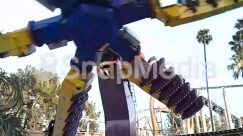 Amusement Park, Coaster, Construction Crane, Robot, Roller Coaster, Theme Park