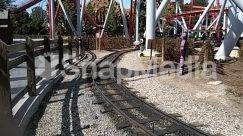 Train Track,Train,Theme Park,Steam Engine,Railway,Rail,Locomotive,Amusement Park,knotts