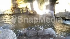 Rock,Pond,Creek,stream