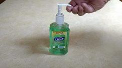 coronavirus, Finger, Hand, hand sanitizer, purel
