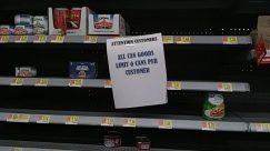 Supermarket,Shelf,Market,Machine,Grocery Store,Food,Advertisement,empty shelves