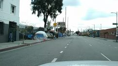 People,Downtown,Camping,skid row,Los angeles