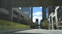 Alley, Alleyway, Apartment Building, Architecture, Asphalt, Automobile, Bridge, Building, Car, City, Condo, Convention Center, Downtown, Freeway, Gate, Grand Theft Auto, High Rise, Highway, Housing, Human, Intersection, Metropolis, Office Building, Overpass, Person, Road