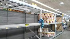 Aisle, Apparel, Architecture, Brick, Building, Clothing, Computer, Construction, Corridor, Display, Electronics, Factory, Grocery Store, Hangar, Hardhat, Hardware, Helmet, Human, Indoors, Ipod, Label, Machine, Market, Monitor, Person, Scaffolding, Screen, Server, Shelf, Shooting Range, Shop, Steel, Supermarket, Terminal, Text, Transportation, Tunnel, Vehicle, Warehouse