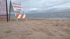 balboa beach, Barricade, Beach, beach closed, Coast, Corona virus, coronavirus, covid-19, Fence, lockdown, Ocean, Sand, Sea, Shoreline, shutdown, Sign, the wedge