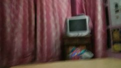 Screen, Monitor, Display, Electronics, Television, TV, Flare, Light, Lighting, Human, Person, Room, Indoors, Entertainment Center, Furniture