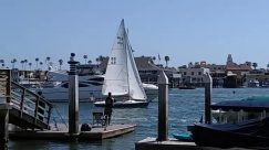 Human, Person, Water, Waterfront, Transportation, Yacht, Vehicle, Watercraft, Vessel, Dock, Pier, Port, Boat, Harbor, Marina