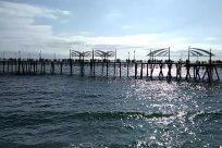 Water, Waterfront, Dock, Pier, Port, Bridge, Building