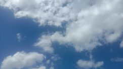 Azure Sky, Sky, Cloud, Cumulus, Weather