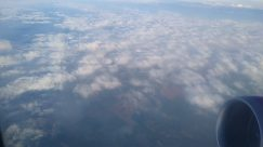 Weather, Sky, Cloud, Cumulus, Landscape, Azure Sky, Scenery, Sphere, Aerial View, Astronomy, Space, Outer Space, Universe, Land, Aircraft
