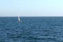 Sailboat, Boat, Ocean, Sea, Water, Watercraft, Vessel, Horizon, Sky