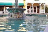 Water, Fountain, Building, Villa, Sculpture