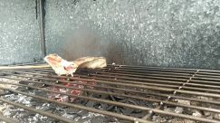 Food, Bbq, Bird, Chicken, Fowl, Poultry, Smoke, Confectionery, Sweets, Drain