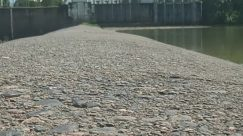 Path, Road, Rug, Walkway, Dirt Road, Gravel, Soil, River, Water, Sidewalk, Pavement, Ground, Rock, Tar, Pebble