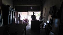 Restaurant, Flooring, Home Decor, Cafe, Interior Design, Floor, Pub, Bar Counter, Furniture, Meal, Food, Cafeteria, Room, Silhouette, Wood