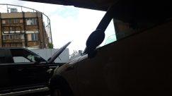 Tire, Wheel, Car Wheel, Automobile, Car, Vehicle, Spoke, Alloy Wheel, Building, Aircraft, Airplane, Banister, Handrail, Bird, Office Building