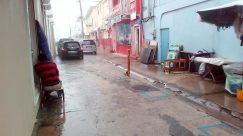 Path, Automobile, Car, Vehicle, Furniture, Chair, Town, Street, Building, Road, City, Pavement, Sidewalk, Wheel, Train