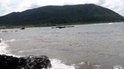 Rock, Water, Ocean, Sea, Shoreline, Landscape, Promontory, Plant, Vegetation, Land, Coast, Wilderness, Beach, Mountain, Sea Waves