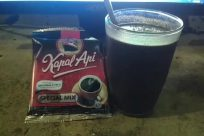 Beverage, Drink, Milk, Soda, Juice, Alcohol, Beer, Stout, Smoothie, Plant, Food, Lager, Coca, Coke, Bottle, One of the Indonesian coffee brands