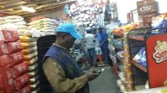 Face, Market, Head, Shop, Building, Grocery Store, Supermarket, Warehouse, Shelf, People, Text, Photography, Portrait, Photo, Man
