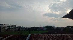 Building, Countryside, Shelter, Rural, Roof, Weather, Sky, Office Building, Plant, Town, City, Neighborhood, Vegetation, Housing, Tree